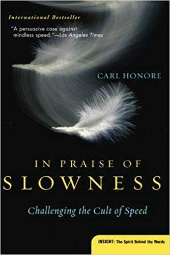 Cover of book In Praise of Slowness: Challenging the Cult of Speed