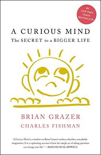 Cover of book A Curious Mind: The Secret to a Bigger Life