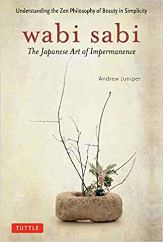 Cover of book Wabi Sabi: The Japanese Art of Impermanence