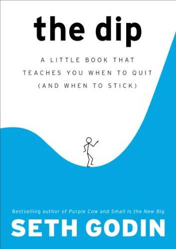 Cover of book The Dip