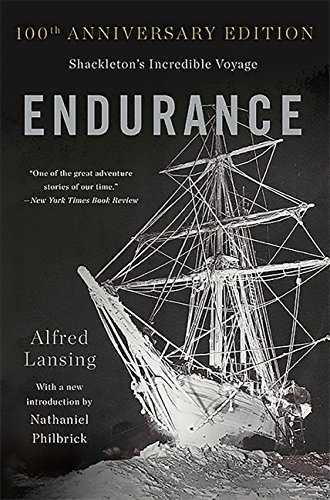 Cover of book Endurance: Shackleton's Incredible Voyage