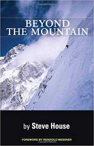 Cover of book Beyond the Mountain