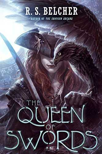 Cover of book The Queen of Swords