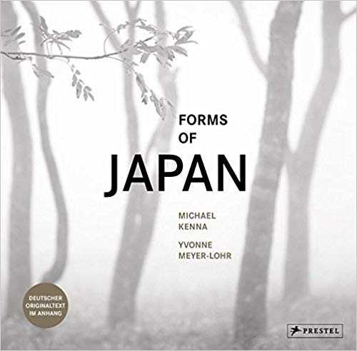 Cover of book Forms of Japan