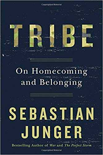 Cover of book Tribe: On Homecoming and Belonging
