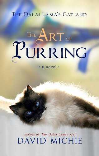 Cover of book The Dalai Lama's Cat and the Art of Purring