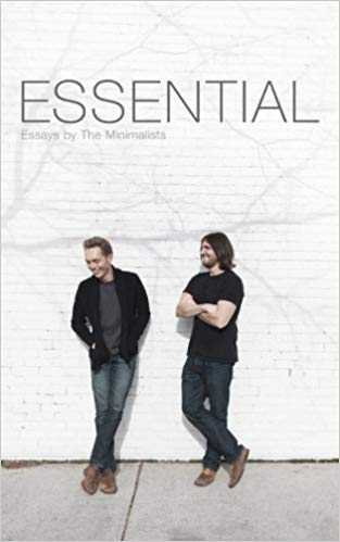Cover of book Essential: Essays by The Minimalists
