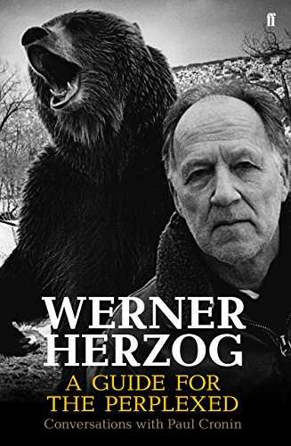 Cover of book Werner Herzog – A Guide for the Perplexed: Conversations with Paul Cronin